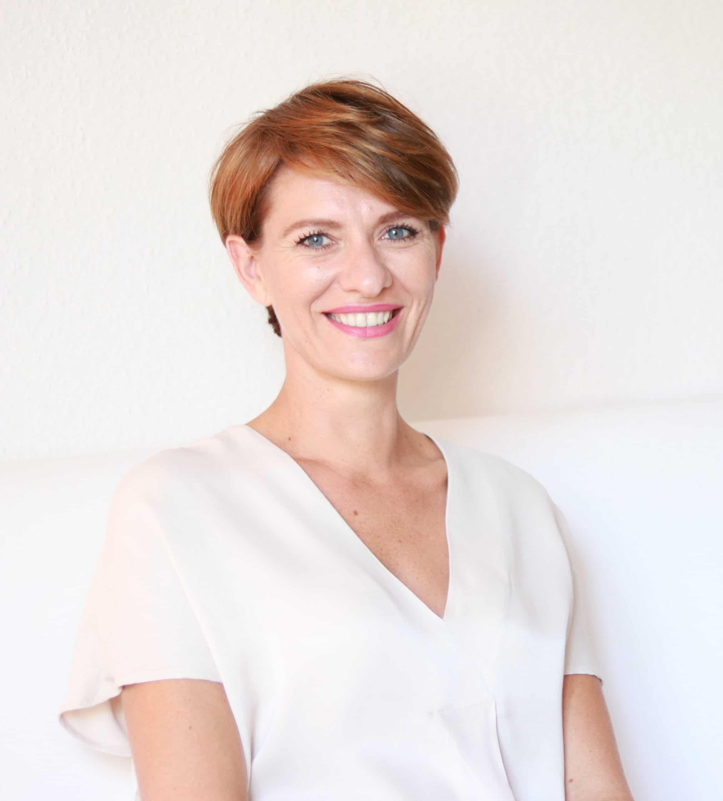 Resilienz-Diät-Coach Nadine Bokarev