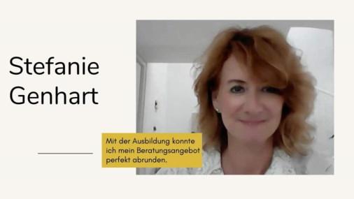 Interview mit Stefanie Genhart
