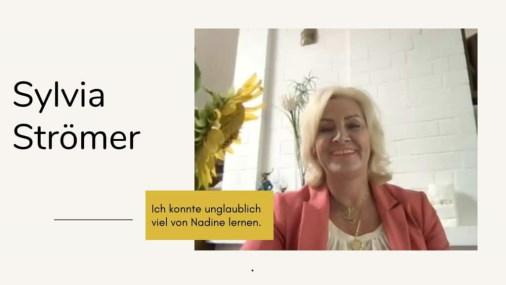 Interview mit Sylvia Strömer